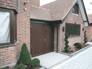 Garage Doors Central High Wycombe - Side Hung Garage Doors